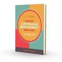 Website Continuous Improvement Mini Guide Front Cover
